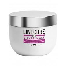 Маска для светлых поврежденных волос Linecure Silver Mask