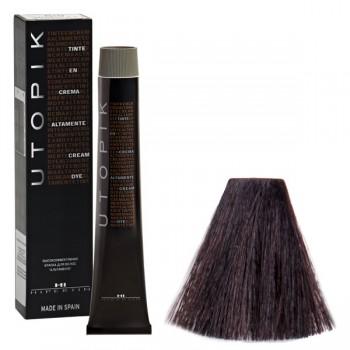3/0 Тёмный шатен , Профессиональная стойкая краска для волос