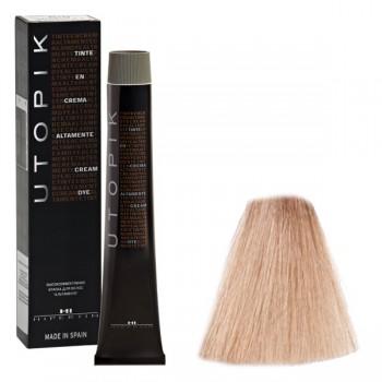 9/00 Очень светлый блондин интенсивный, Профессиональная крем краска для волос
